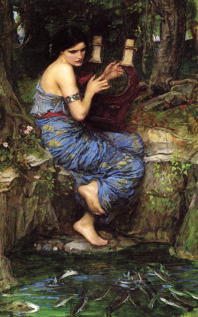 JohnWilliamWaterhouse-TheCharmer1