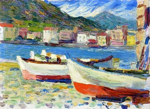 Kandinsky-RapalloBoats