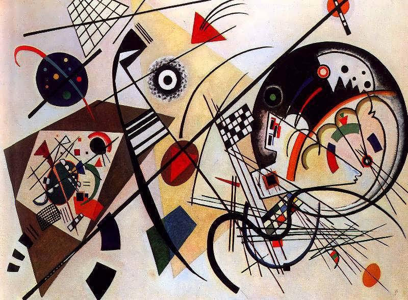 Kandinsky-Throughgoingline