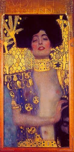 Klimt-Judith