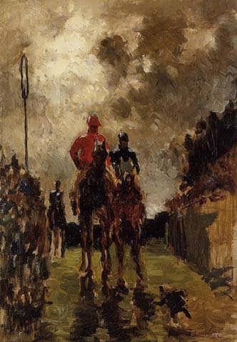 Lautrec-Jockeys