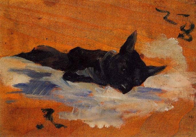 Lautrec-LIttleDog
