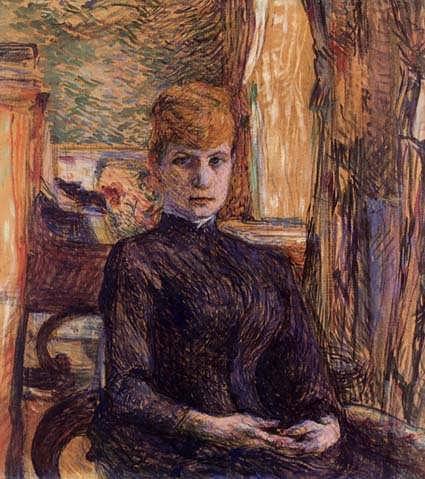 Lautrec-MadameJuliettePascal
