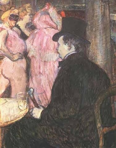 Lautrec-MaximedeThomasattheOperaBall