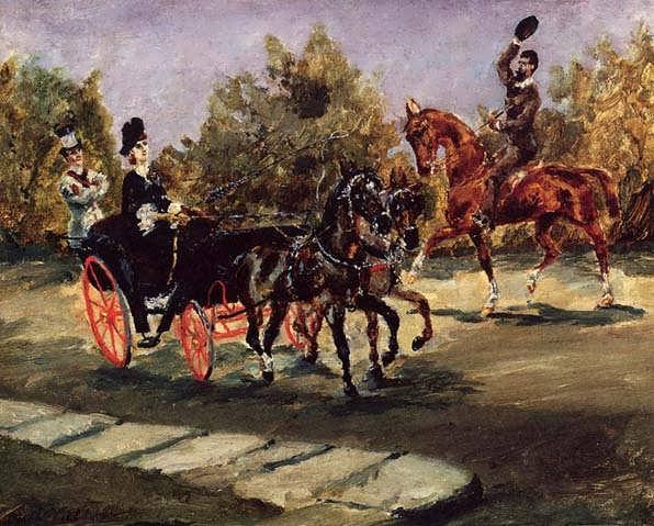 Lautrec-NiceonthePromenadedesAnglais