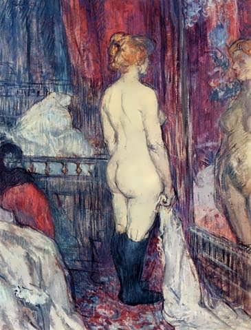 Lautrec-NudeStandingbeforeaMirror1