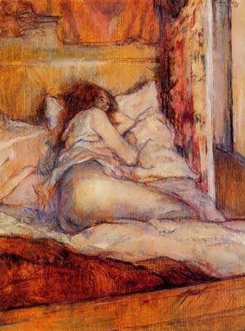 Lautrec-TheBed