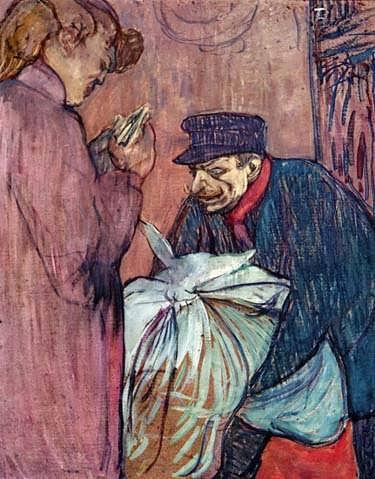 Lautrec-TheLaundrymanCallingattheBrothal