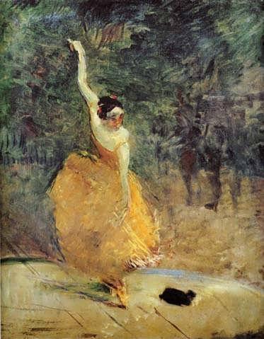 Lautrec-TheSpanishDancer
