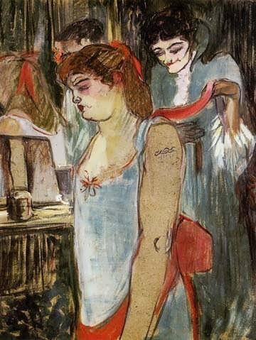 Lautrec-TheTatooedWoman