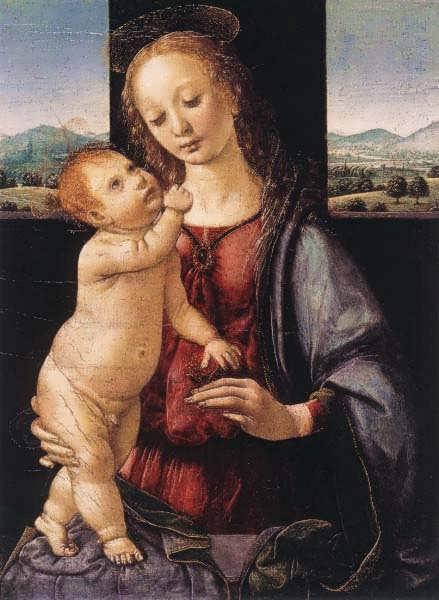 MadonnaandChildwithaPomegranate2