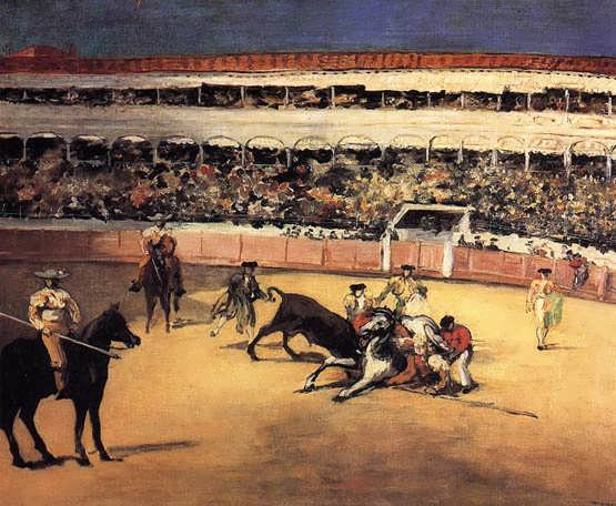 Manet-Bullfight