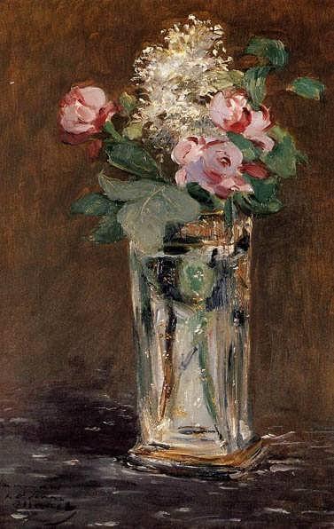 Manet-FlowersinaCrystalVase
