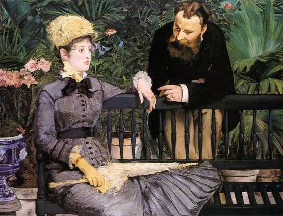 Manet-IntheConservatory
