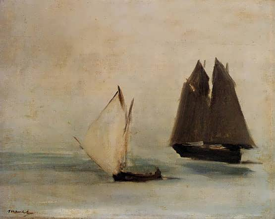 Manet-SeascapeII