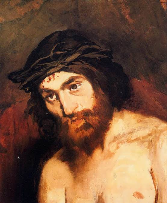Manet-TheHeadofChrist
