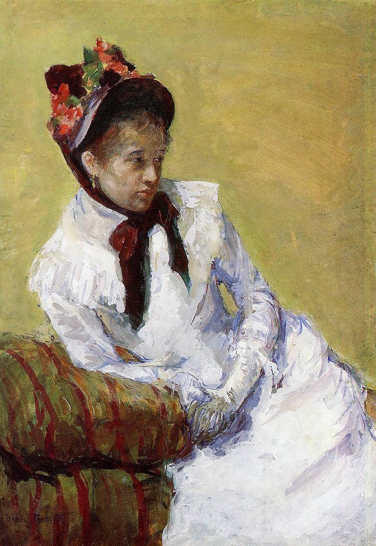 MaryCassatt-PortraitoftheArtist