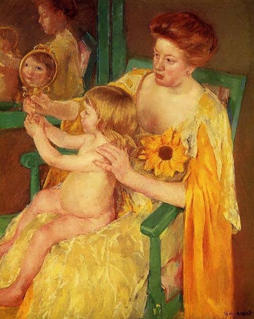MaryCassatt-TheMirror1