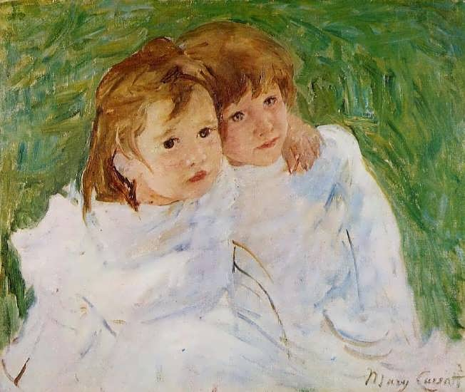 MaryCassatt-TheSisters