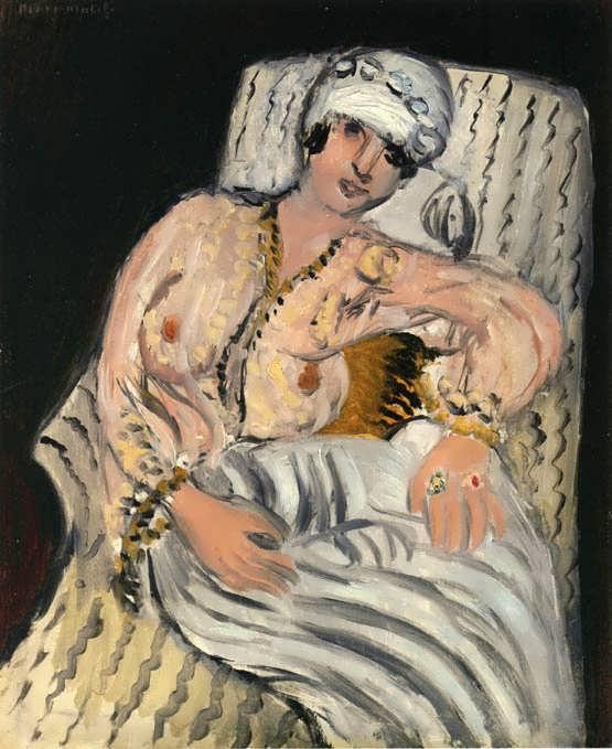 Matisse-Odalisque