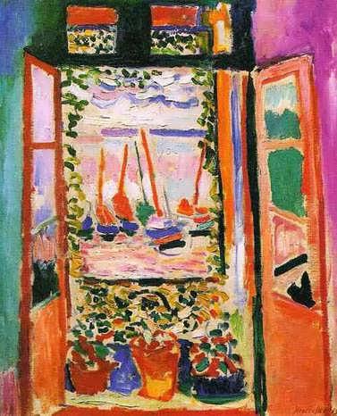 Matisse-OpenwindowatCollioure