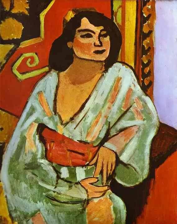 Matisse-TheAlgerianWoman1