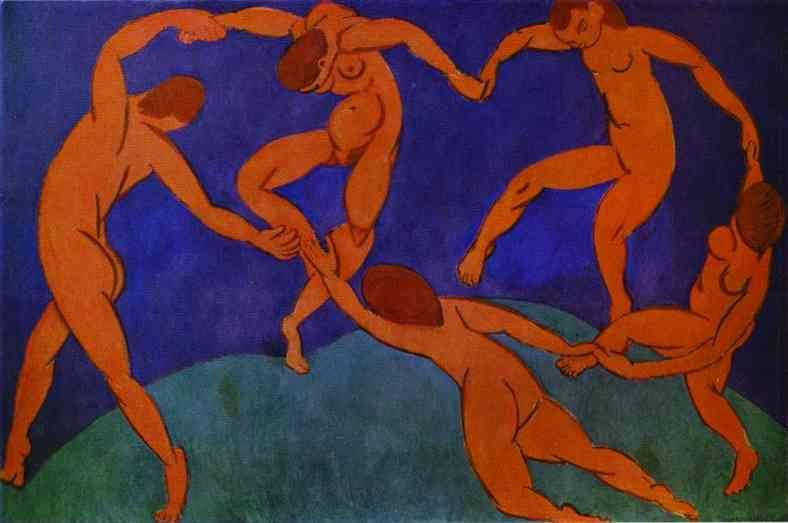 Matisse-TheDance