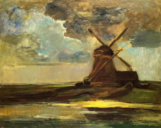 Mondrian-WindmillintheGein