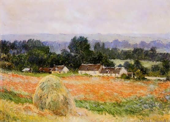 Monet-AHaystack
