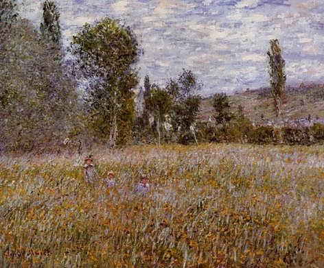 Monet-AMeadow