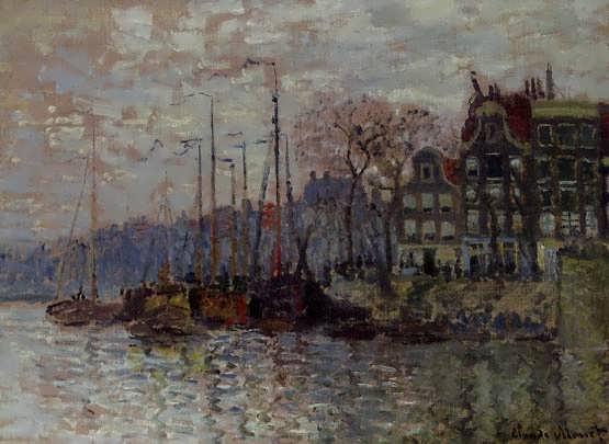 Monet-Amsterdam