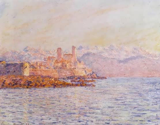 Monet-Antibes