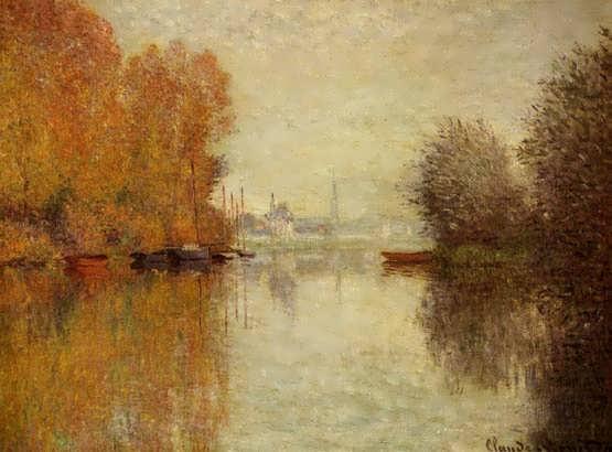 Monet-AutumnontheSeineatArgenteuil