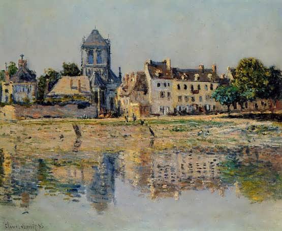 Monet-BytheRiveratVernon