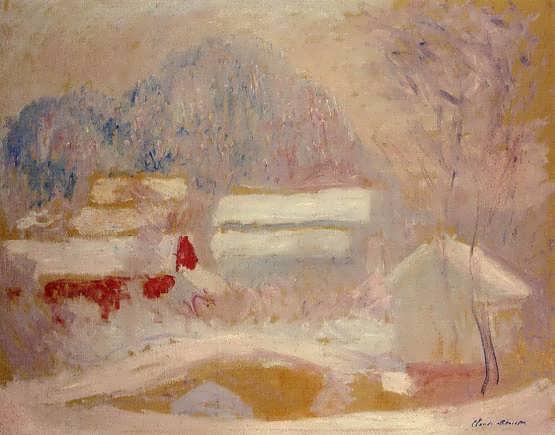 Monet-NorwegianLandscapeSandviken