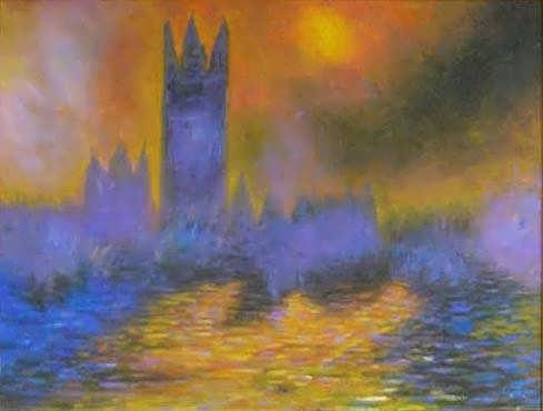 Monet-Parliament