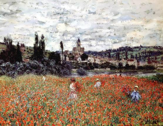 Monet-PoppiesnearVetheuil