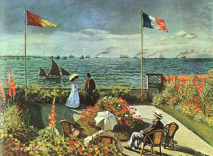 Monet-Terrace