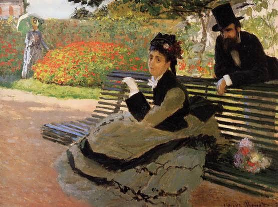Monet-TheBeach