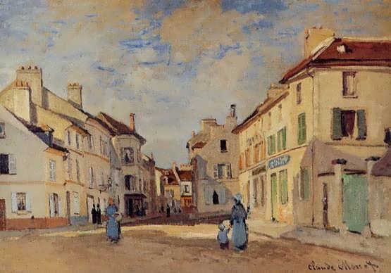 Monet-TheOldRuedelaChausseeArgenteuil