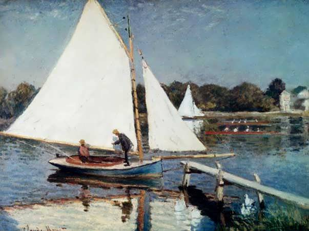 Monet_Sailing_At_Argenteuil