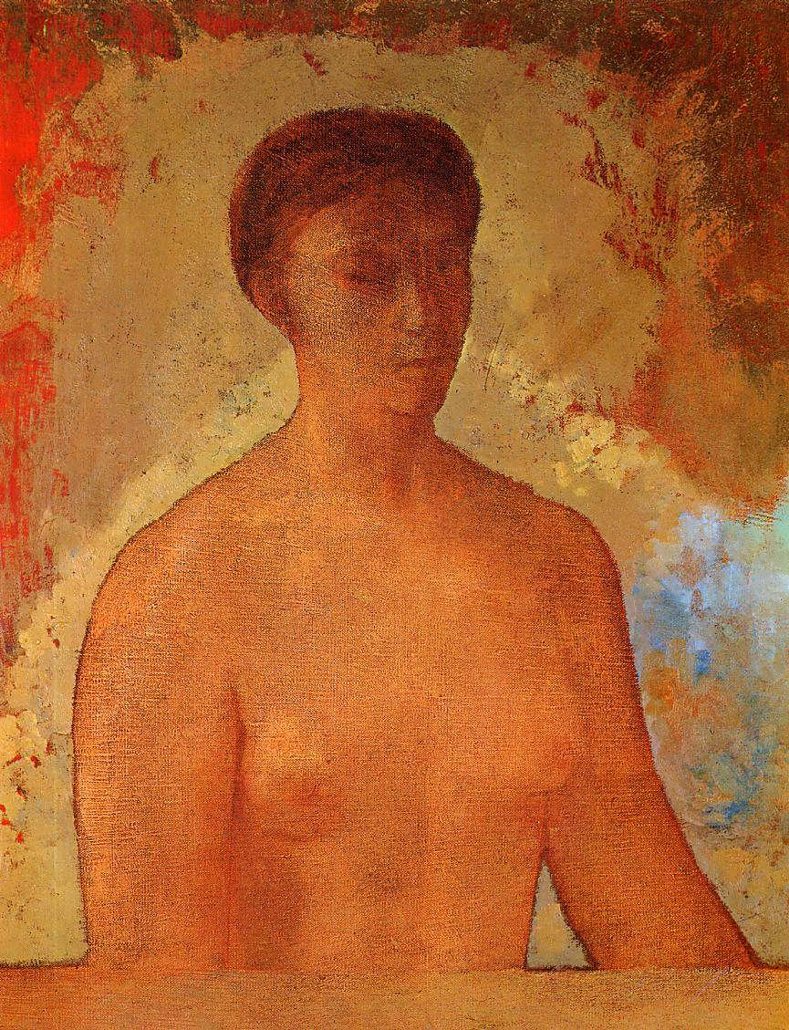 OdilonRedon-Eve2