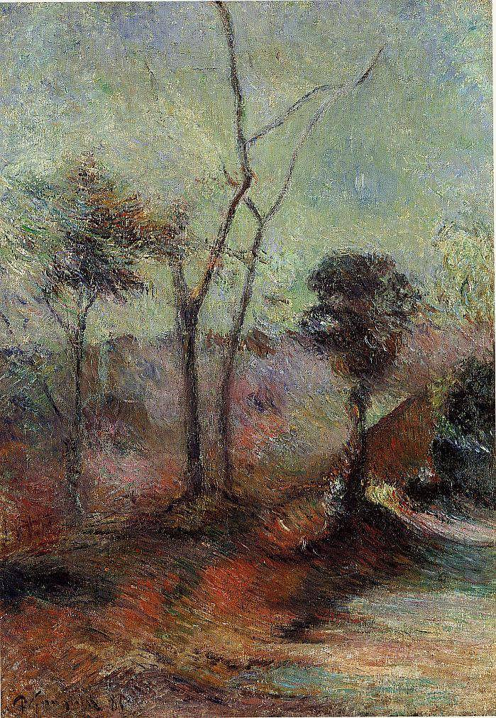 PaulGauguin-Landscape