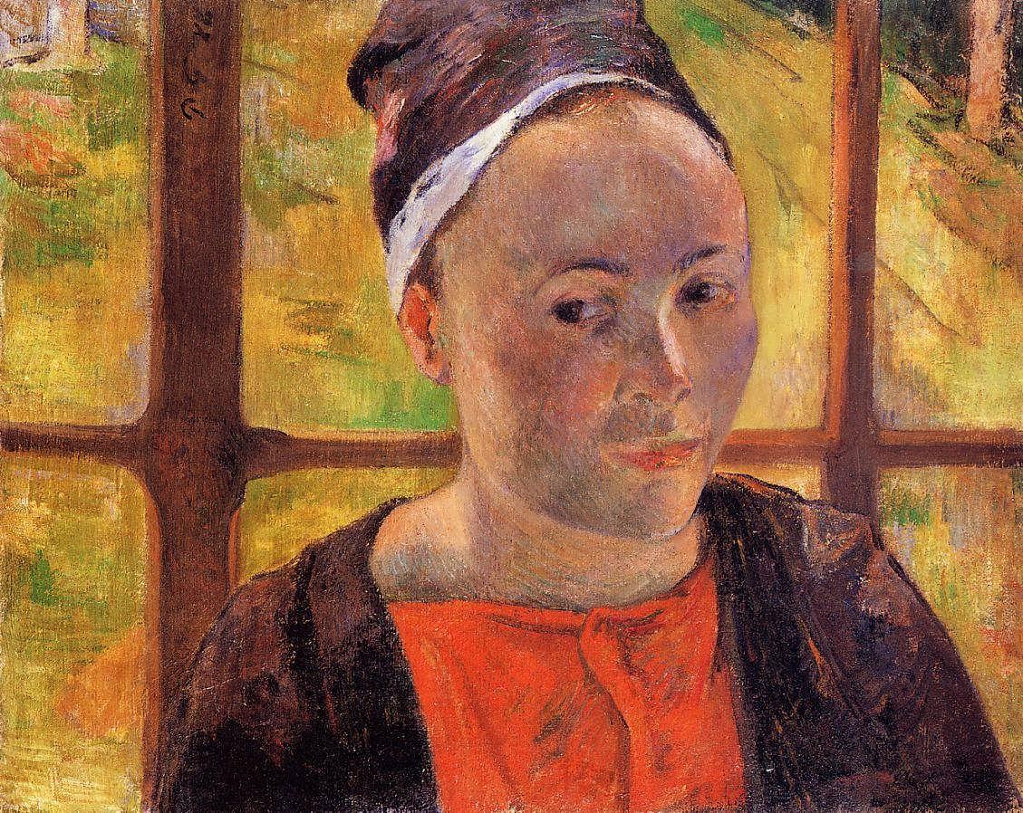 PaulGauguin-PortraitofaWomanMarieLagadu
