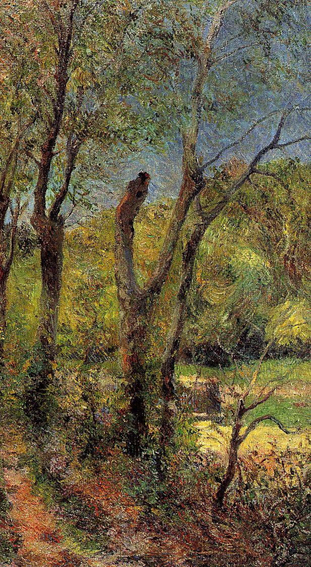 PaulGauguin-Willows