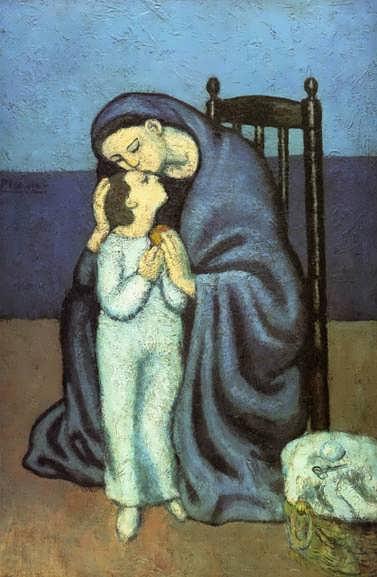 Picasso-MotherhoodII