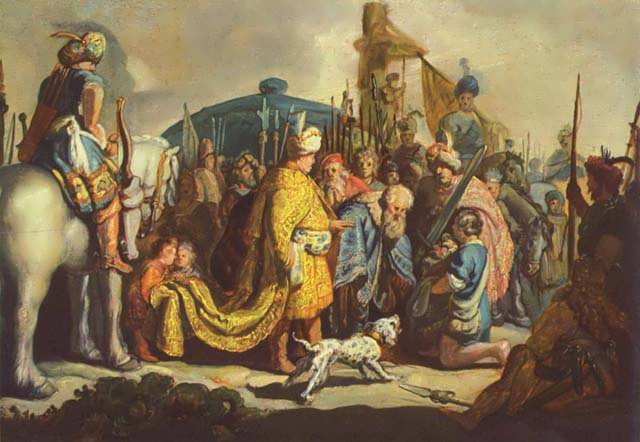 Rembrandt_DavidPresentingtheHeadofGoliath