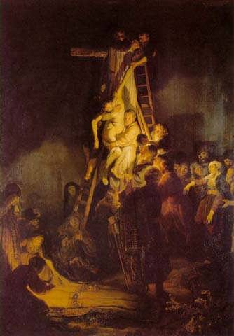 Rembrandt_descentfromthecross.