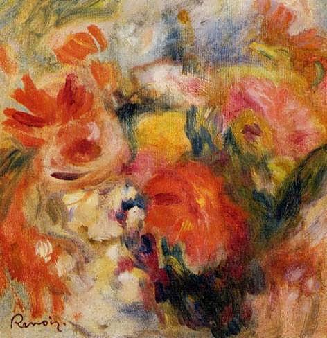 Renior-FlowerStudy