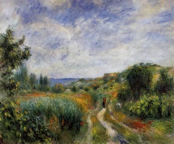 Renior-LandscapenearEssoyes